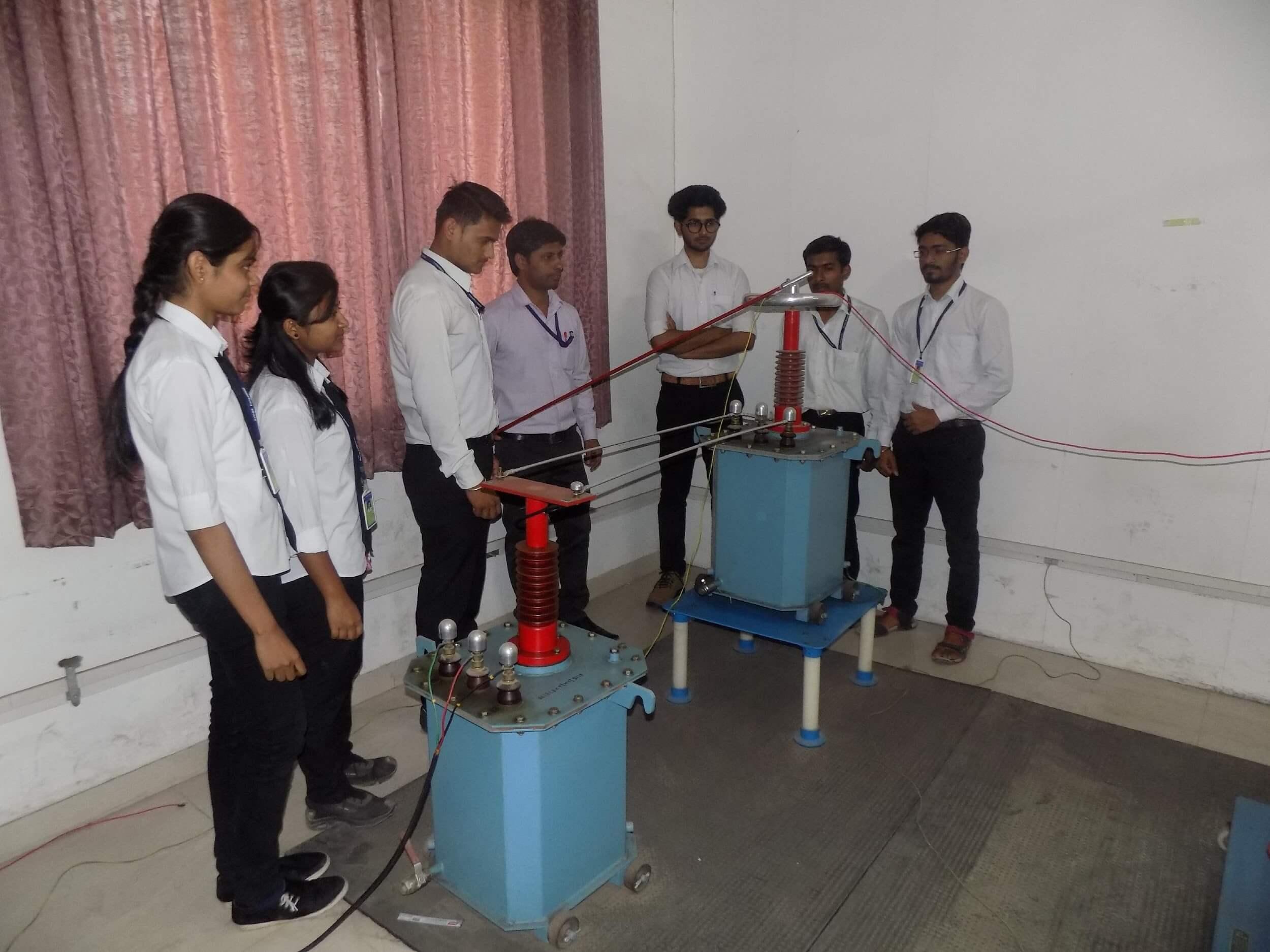 Amrutvahini College Of Engineering Sangamner Dc Motor Drives Electrical Study App By Saru Tech Machines Lab